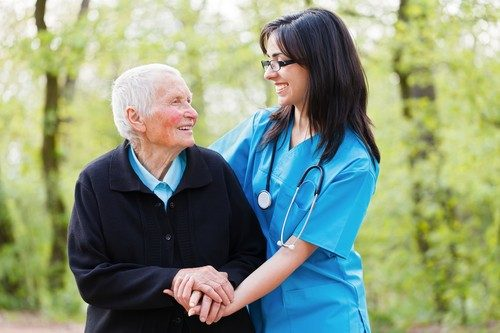 Apply to be a home health nurse in Tulsa